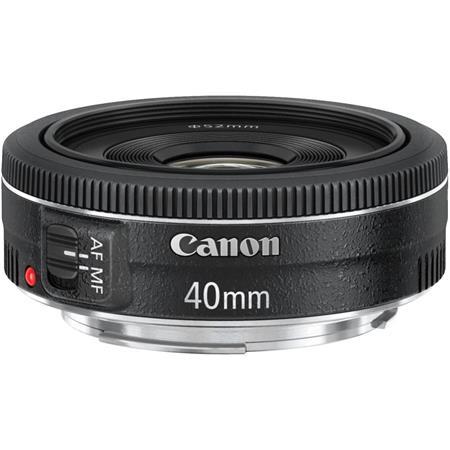 Canon EF f STM Pancake Lens USA Warranty 11 - 345