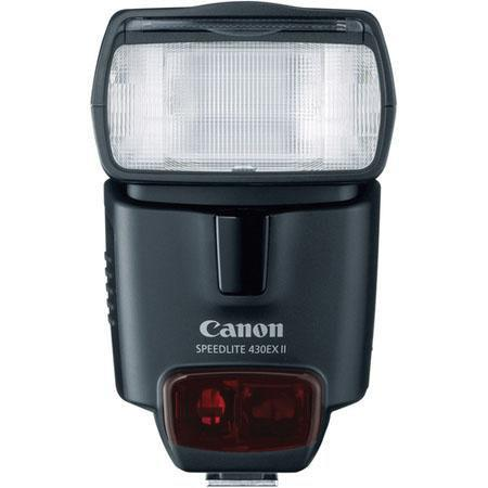 Canon Speedlite EX Flash Guide Number Feet m at ISO Grey Market 106 - 144
