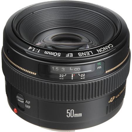 Canon EF f USM Standard AutoFocus Lens USA 196 - 780