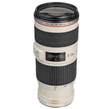 Canon EF fL IS USM Autofocus Telephoto Zoom Lens Grey Market 139 - 314