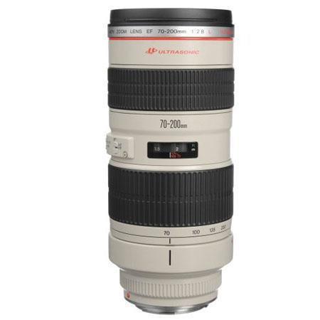 Canon EF fL USM AutoFocus Telephoto Zoom Lens Grey Market 50 - 433