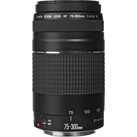 Canon EF F III Autofocus Telephoto Zoom Lens Grey Market 11 - 345