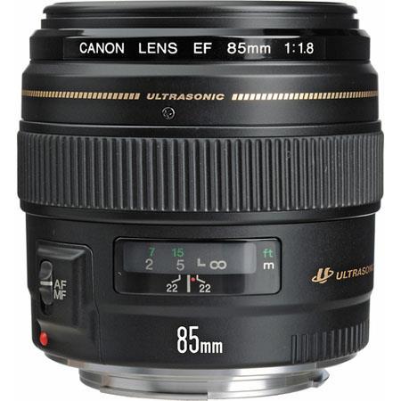 Canon EF f USM AutoFocus Telephoto Lens Grey Market 95 - 708