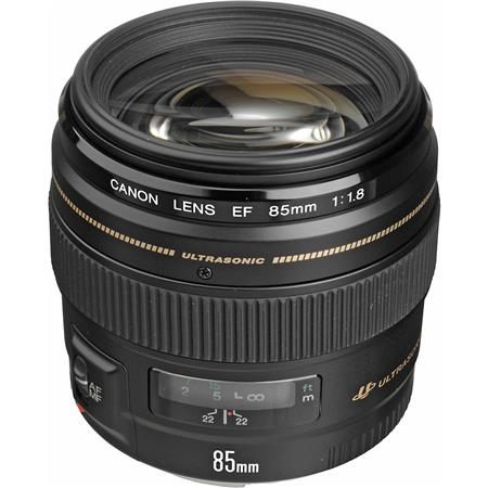 Canon EF f USM AutoFocus Telephoto Lens USA Warranty 95 - 708
