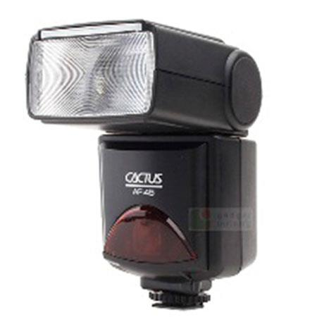 Cactus AF Auto Electronic Flash Canon DSLR Guide number m  285 - 176