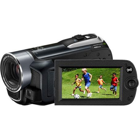 Canon Legria HFR PAL HD Camcorder GB Dual Flash MemoryOptical Zoom Lens Dynamic IS 133 - 602
