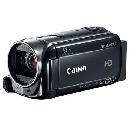 Canon VIXIA HF p Full HD Camcorder MP GB Internal FlashAdvancedOptical Zoom Capacitive Touch Panel U 43 - 739
