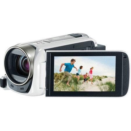 Canon VIXIA HF p Full HD Camcorder MPAdvancedOptical Zoom Capacitive Touch Panel USB Smart AUTO  42 - 413