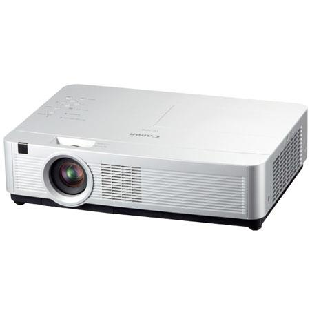 Canon LV Multimedia LCD Projector LumensOptical Zoom XGAResolution Contrast Ratio 68 - 525