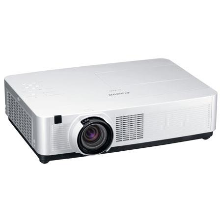 Canon LV Multimedia LCD Projector LumensOptical Zoom WXGAResolution Contrast Ratio 160 - 681