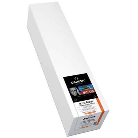 Canson Artist Canvas Natural Professional Gloss Surface Inkjet Canvas gsmRoll 84 - 765