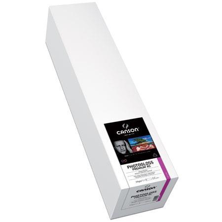 Canson PhotoGloss Premium RC High Gloss Ultra Photo Inkjet Paper gsmRoll 190 - 788