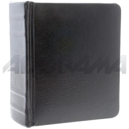 Capri Gallery Slip In Series Library Bound Album Pages HoldsPhotos Basic Leather Cover and Pages Gil 312 - 95