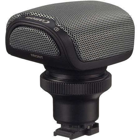 Canon SM V Channel Surround Microphone Compatible Certain Vixia Camcorders 305 - 57