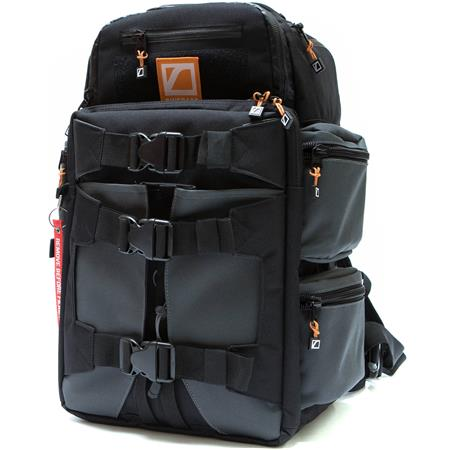 CineBags CB A Revolution Camera Backpack Charcoal 124 - 428