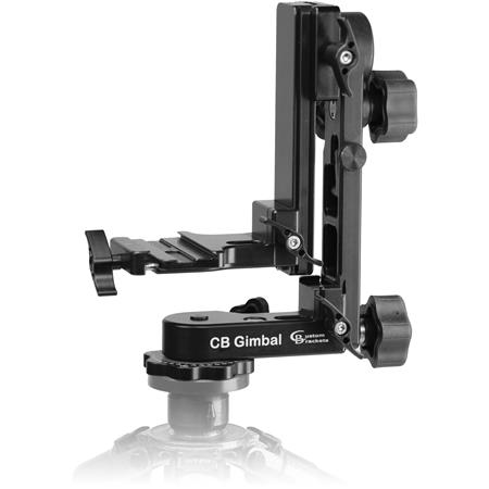 Custom Brackets CB Gimbal All Long Telephoto Lenses 46 - 790
