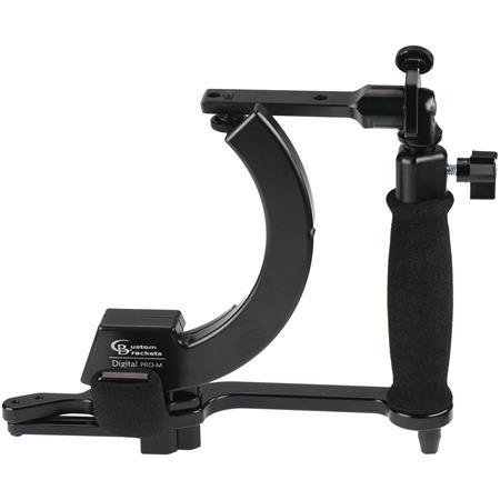 Custom Brackets Digital PRO M Rotating Camera Bracket Digital Film Cameras 65 - 594