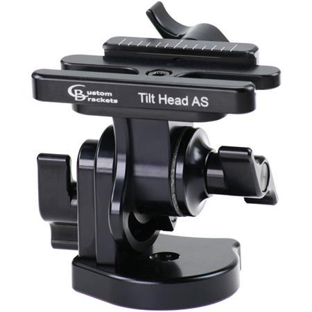 Custom Brackets Tilt Head Arca Swiss Style Quick Release 46 - 301