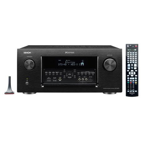 Denon AVR CI Integrated In Command Network AV Receiver D Pass Through Technology W Maximum Power Out 72 - 755