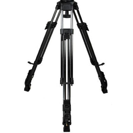 Cartoni L Aluminum Stage Tripod Legs Bowl Supports lbs Maximum Height  122 - 132