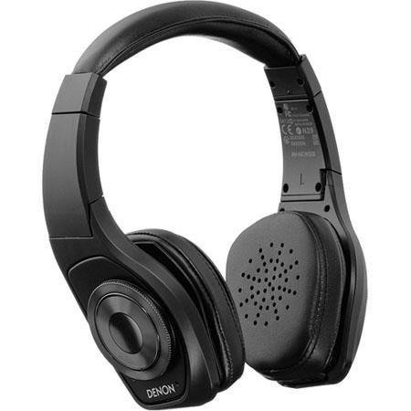 Denon Globe Cruiser AH NCW On Ear Headphones Noise Cancelling  74 - 373
