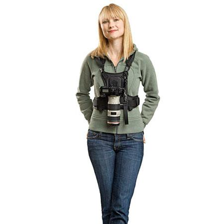 Cotton Carrier Camera Vest Camera  75 - 170