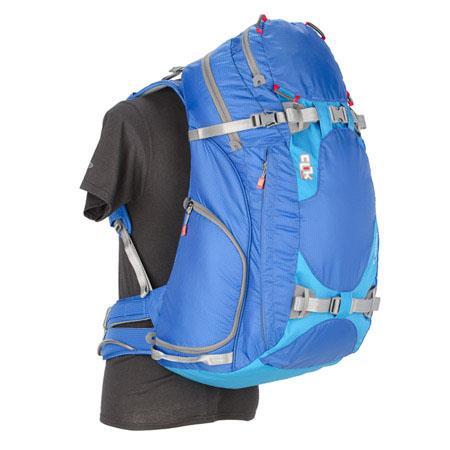 Clik Elite Contrejour Serious Photographers Backpack Split Contour Waist Belt Light Blue 232 - 110