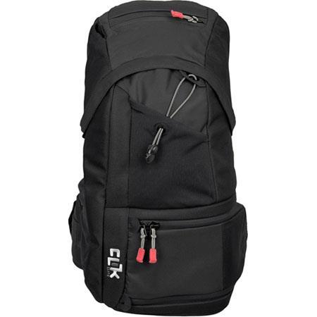 Clik Elite CEBK Compact Sport Photo Backpack Standard DSLR Lenses  194 - 5