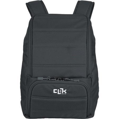 Clik Elite CEBK Jetpack Backpack Laptops and Standard DSLR Attached Lens  263 - 180