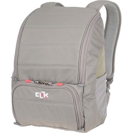 Clik Elite CEGY Jetpack Backpack Laptops and Standard DSLR Attached Lens  215 - 124