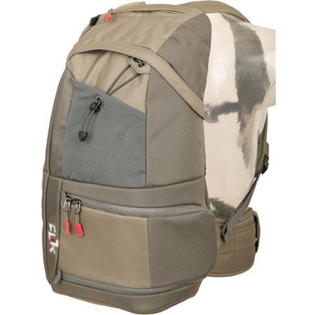 Clik Elite CEGR Probody Sport Photo Backpack Holds Pro Body DSLR Cameras Short Medium Lens Flash and 71 - 140