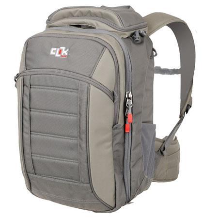 Clik Elite CEGR Pro Express Probody SLR Backpack Pro Gear Grey 91 - 42