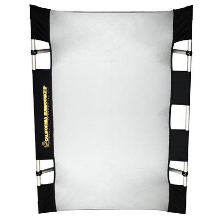 Sunbounce Mini Textile Frame KitSilver Backing 92 - 107