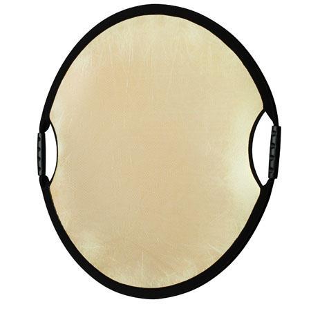 Sunbounce Sun Mover Circular Collapsible Disc Reflector Zebra Seamless cm 149 - 158