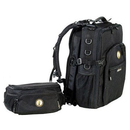Sun Sniper Triple Press Harness Kit Camera Bag Waist Bag and ID Holder 178 - 631