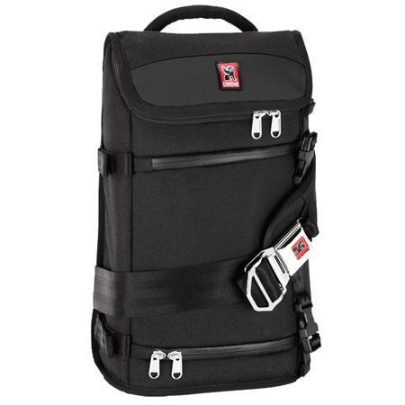 Chrome Niko Camera Messenger Bag Black 389 - 49