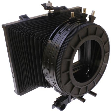 CavisionBellows Style Matte BoThree Metal Filter Trays Thick Back Mount ID Three Filter Stages 287 - 130