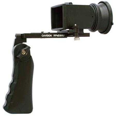 Cavision Single Handgrip Viewfinder Package DSLR Cameras 330 - 184