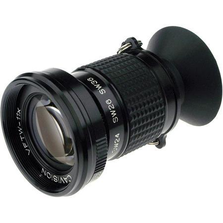 Cavision VFTW X Next GenMicro Directors Viewfinder Filter Thread Adjustable Rear Eyepiece 38 - 130