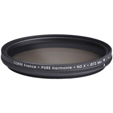 Cokin Pure Harmonie Super Slim Variable ND Filter ND to ND 138 - 657