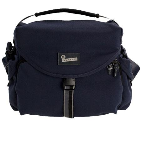 Crumpler Kashgar Outpost Large Camera Bag Midnight Blue 127 - 628