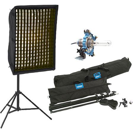 Chimera Video Pro Plus Triolet Kit Triolet Fixture W Volt Bulb Integral Mounting RingVideo Plus Soft 49 - 303