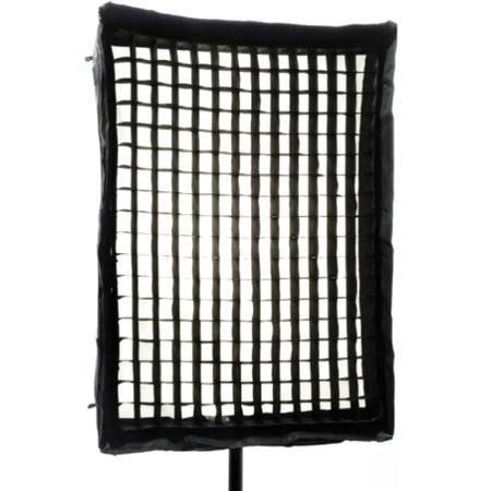 Chimera Degree Strip Fabric Grid Small Sized Soft Boxes 134 - 484