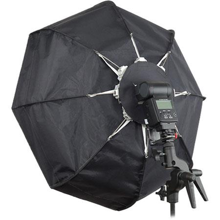 Chimera OB PRO Kit Octa Beauty Dish Body Center Bounce Back Disc Octa Front Diffusion Screen Versi O 220 - 708