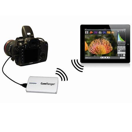 CamRanger Remote Nikon Canon DSLR Camera Controller Wireless Camera Control from iPad iPhone iPod To 124 - 703