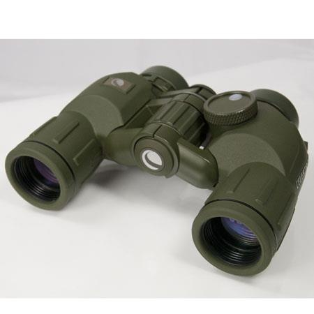 CelestronCavalry Water Proof Porro Prism Binocular deg Angular Field of View Compass Reticle  130 - 54
