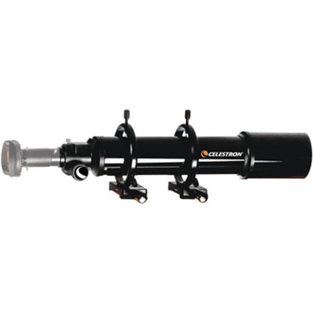 Celestron Guidescope Package Rings and Guidescope Extension Tube 38 - 279