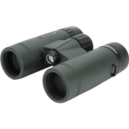 CelestronTrailSeeker Water Proof Roof Prism Binocular deg Angular Field of View  79 - 588