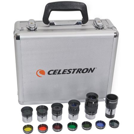 Celestron Accessory Kit PlosslsBarlow Filter Set 41 - 345