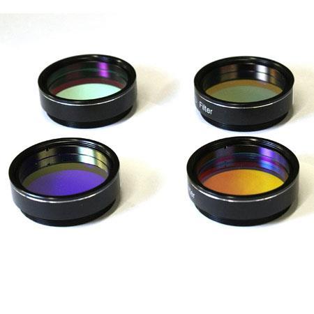 Celestron LRGB Imaging Four Filter Set Filter Threads Clear Aperture 162 - 745
